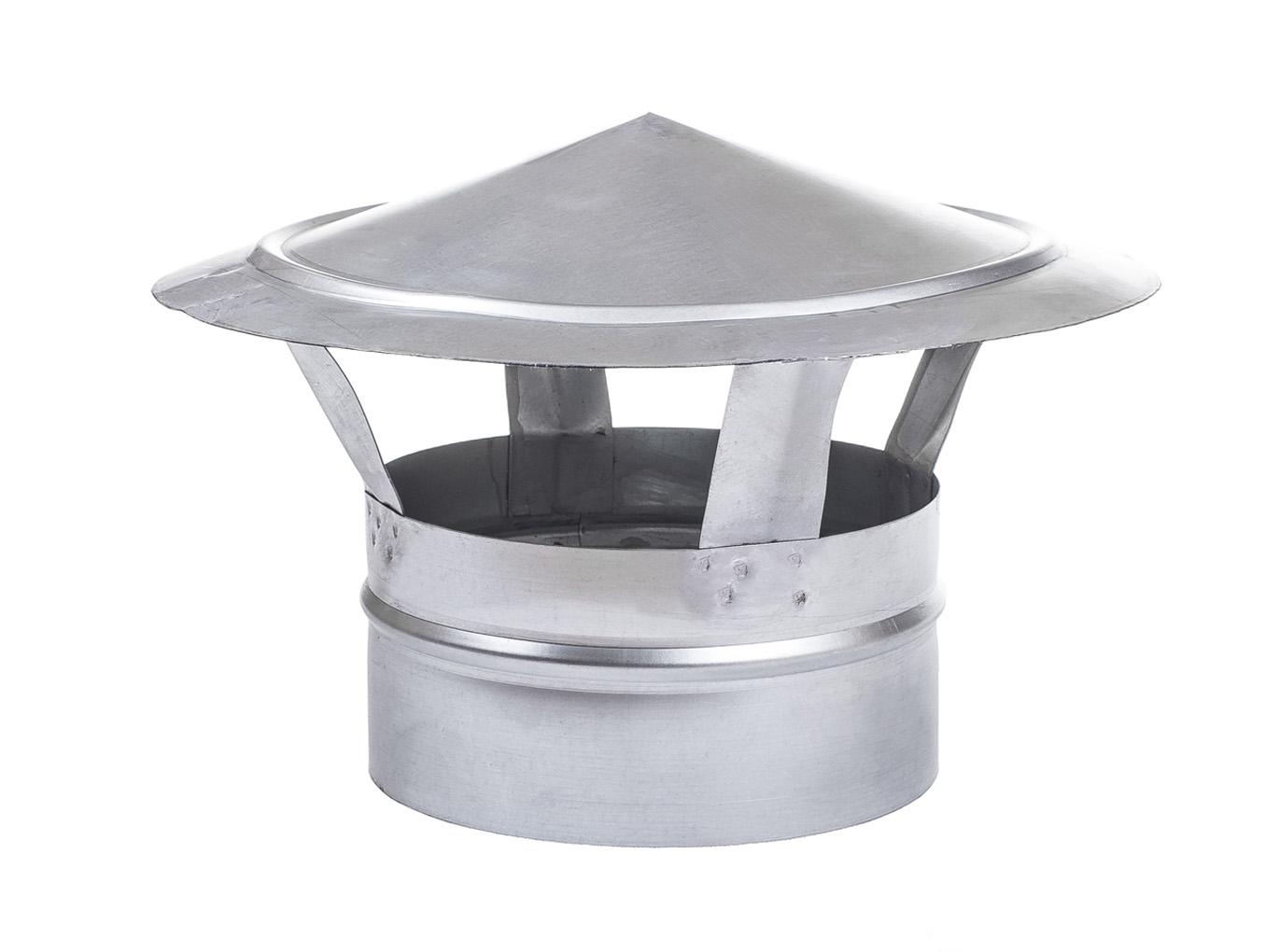 Крышный зонт вентиляционный