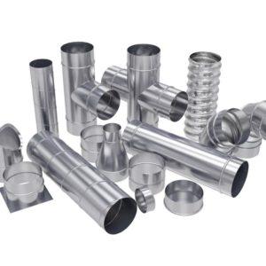 Фасонные изделия для воздуховодов